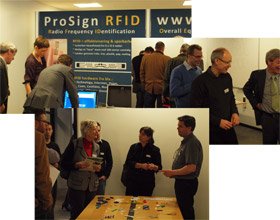 Prosign RFID test- og showroom